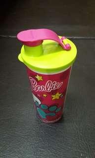 Tempat Minum Barbie Tupperware