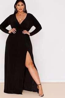 Inthestyle dress Black size 24 UK