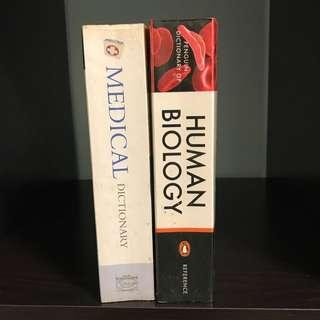 Human Biology and Medical Dictionary