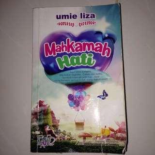 Novel Melayu Mahkamah hati