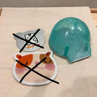 Cooling pads for hamster