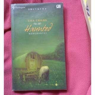 Novel Lisa Childs Menghantui