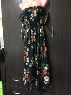 Preloved dress floral still in perfect condition