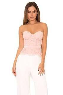 House of CB Bustier - Blush