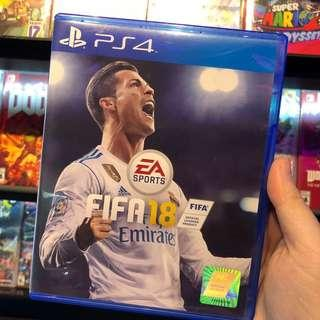[USED] Ps4 Fifa 18 [R3]