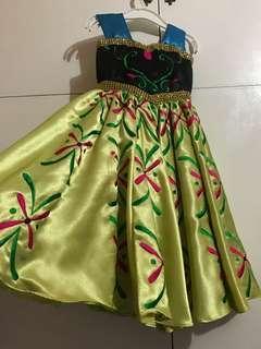 Frozen Anna gown/dress
