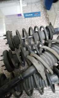 HONDA K9 原廠型避震器 二手堪用品