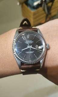 ROLEX 16030 Tropical Black dial head only