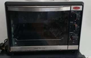 EuropAce Toaster Oven for sale