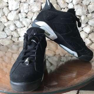 "Nike Air jordan retro 6 low ""chrome"" ori"