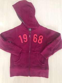 Esprit kids jacket with hoodie