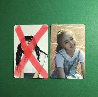 [WTT] LOONA photocards