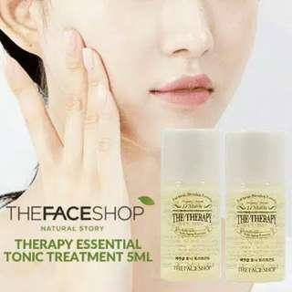 The Face Shop Therapy Essential Tonic Treatment 5ml