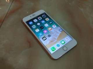 iPhone 6s Plus / 128GB ( Rose Gold )