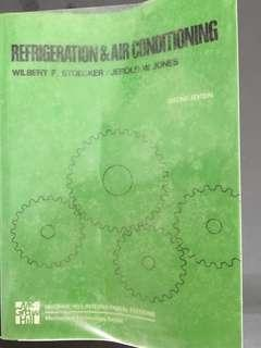 Engineering Textbook - Refrigeration & Air Conditioning