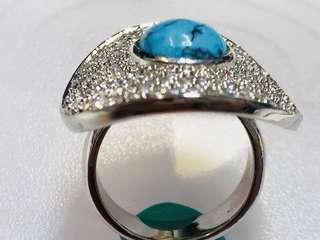 🚚 土耳其石戒指