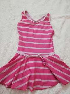 #OCT10 Girl Swimming Suit