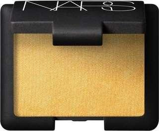 Nars Single Eyeshadow眼影 #Goldfinger skin