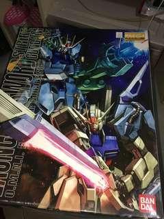 MG Launcher/Sword Strike Gundam