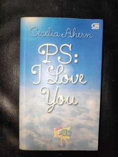 PS. I love you book