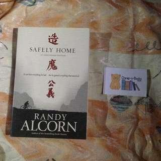 Safely Home (10th Anniversary edition) by Randy Alcorn