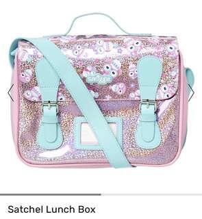 💖SALE!!!💖Authentic Smiggle Satchel Lunchbag - Pink