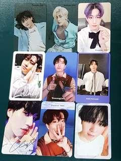 *UPDATED* [WTT] GOT7 Present: You Lullaby Photocards~♡