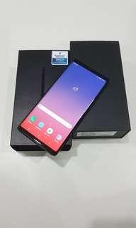 Galaxy Note 9 128gb Blk 2nd