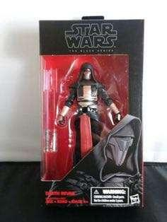 Star Wars TBS 6 inch Darth Revan