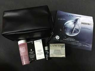 Lancôme travel set