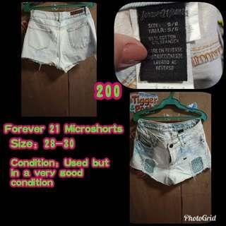 Forever 21 Short