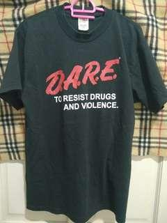 D. A. R. E to resist drug&violence