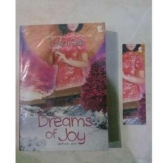 Novel Preloved Dreams of Joy by Lisa See