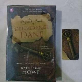 Novel Preloved The Physick Book of Deliverance Dane (Buku Ramuan Deliverance Dane)