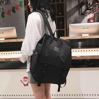 ✨CHIC✨ Gladio Foldover Satchel Open-Top Continental Backpack Bag