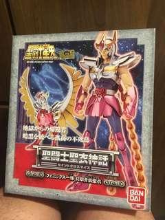 日版 聖鬥士星矢 初期 青銅 鳳凰座 一輝 聖衣神話大系EX 超合金
