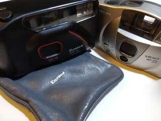 Canon anf Euroca film based cameras