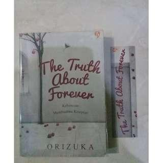 Novel Preloved The Truth About Forever by Orizuka