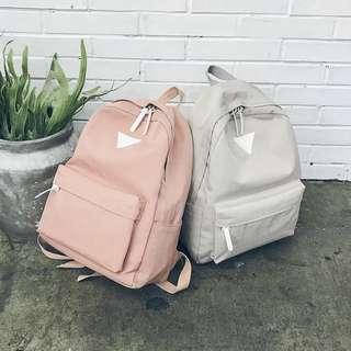 ✨CHIC✨Gladio Korean Pastel Series Backpack Bag