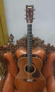 Gitar yamaha vintage japan