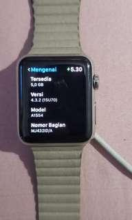 Jam tangan Apple Watch special edition 42mm SS