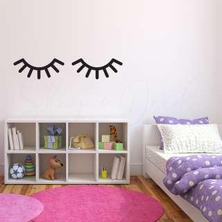 Unicorn Eyelash Room Decor