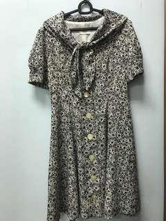 Ceilla Buci vintage dress
