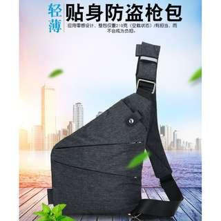 Sport Travel Light Sling Chest Shoulder Bag Casual Anti Thief Backpack