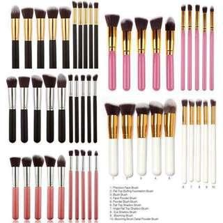 ‼️SALE‼️10 Make up Brush Set