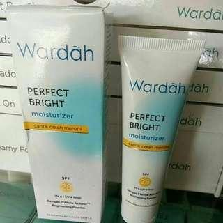 Wardah Perfect Bright Lightening Moisturizer