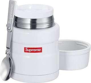 Supreme飯壺Stainless King Food Jar + Spoon 保溫瓶連匙更 Thermos