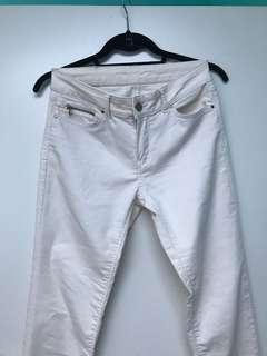 Off white Zara jeans size 5