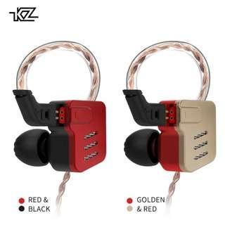 KZ BA10金屬殼純勳鐵耳機