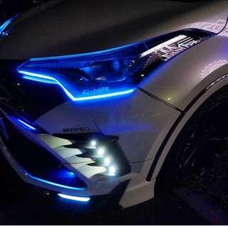 CHR LED HEAD LIGHTS (FROM JAPAN)